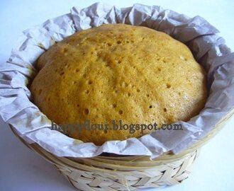 Palm Sugar Malay Cake (椰糖马来糕)