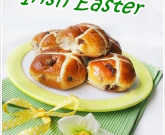 Glutenfreie Hot Cross Buns