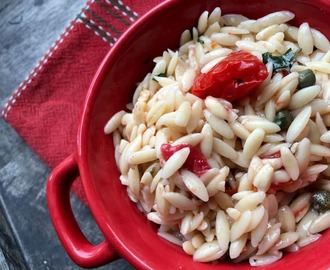 Orzo Pasta Salad – Party Food Recipes