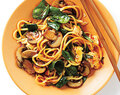 Stir Fried Chinese Egg Noodles Recipe