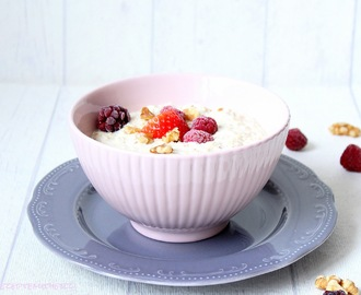 Bircher´s Overnight Oats