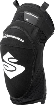 Sweet Protection Bearsuit Pro Knee Pads True Black S 2016 Cykelhjälmar & Skydd