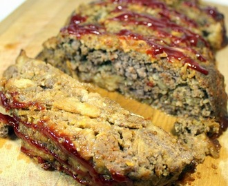 "Meat Loaf - Mom's ""Old School"" Secret MeatLoaf - 52 Church PotLuck Dishes"