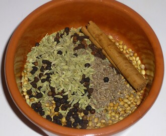 DIY Garam Masala Powder Recipe