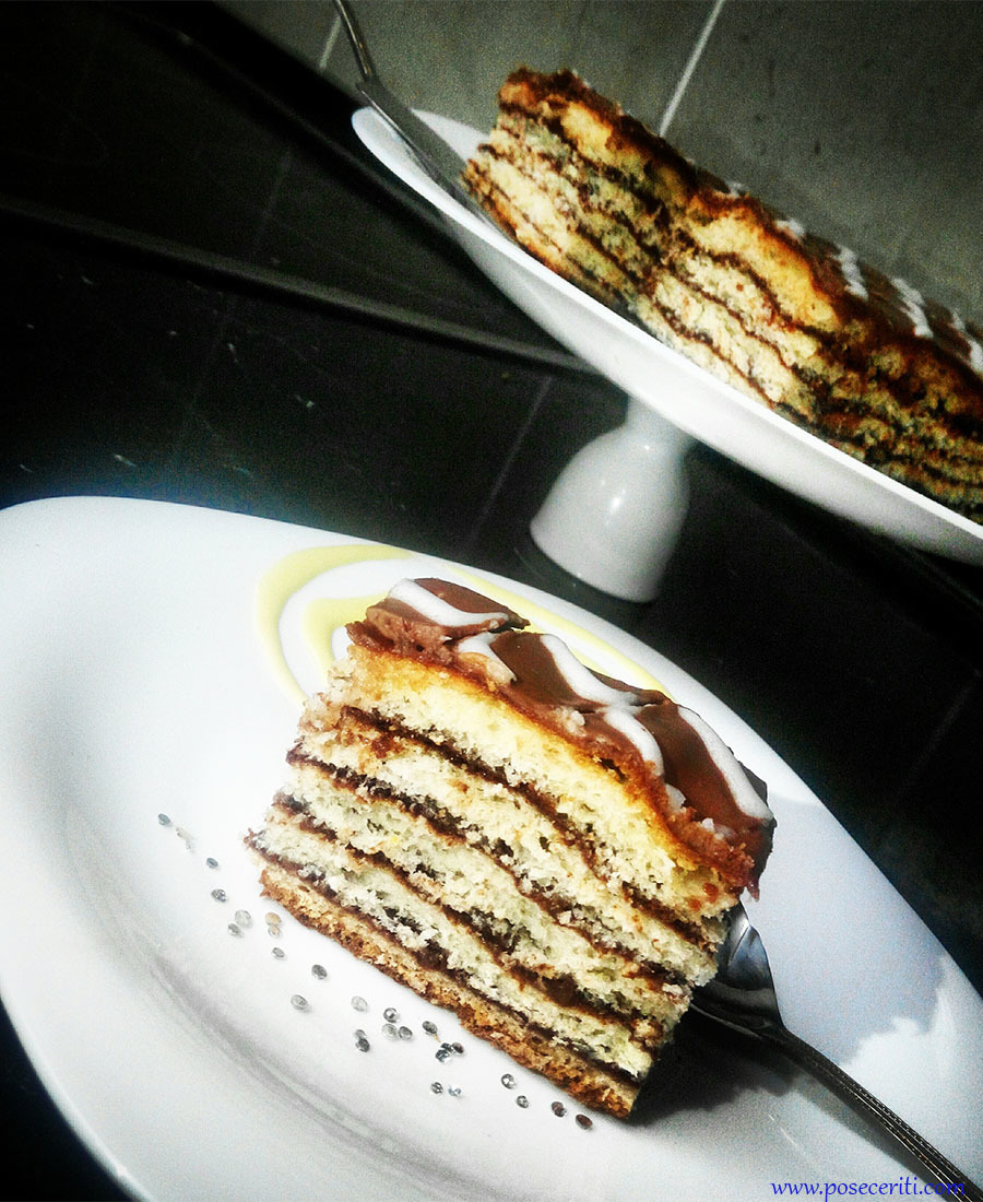 Madjarica - Layer Cake