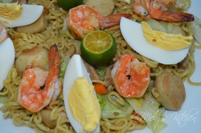 Mely's Kitchen Pancit Canton