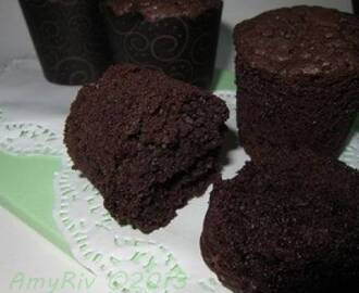 Choco Nutella Brownies in Cup