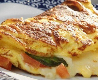 Omelete Especial