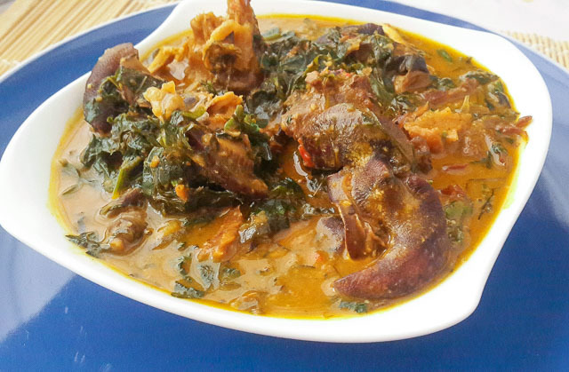 Appetizing and authentic Ofe Owerri