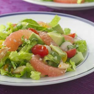 Seafood Salad with Citrus Vinaigrette