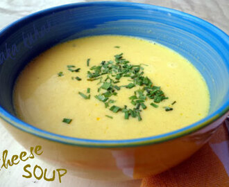Juha od sira :: Cheese soup