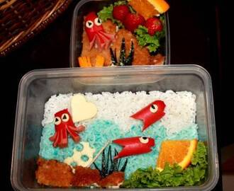 Happiness in the sea Bento