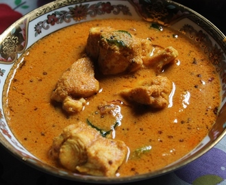 Malabar Fish Curry Recipe
