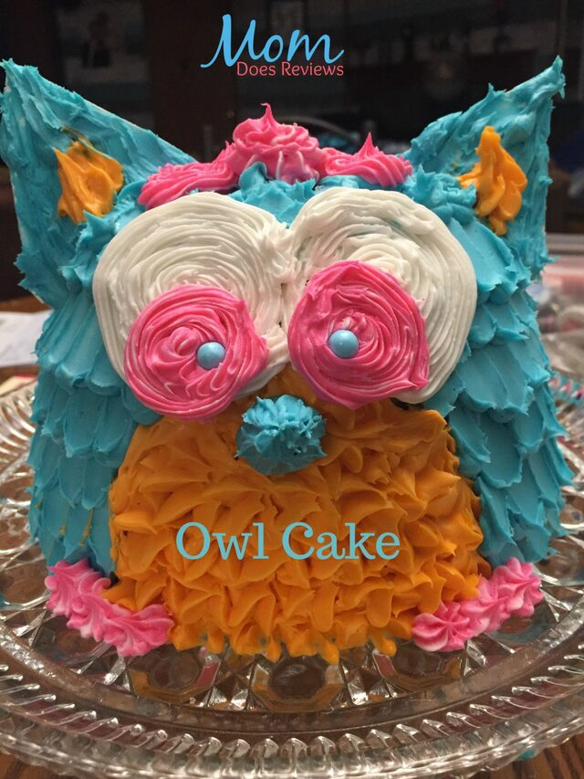 Fun Owl Cake and Cupcakes for Your Themed Party