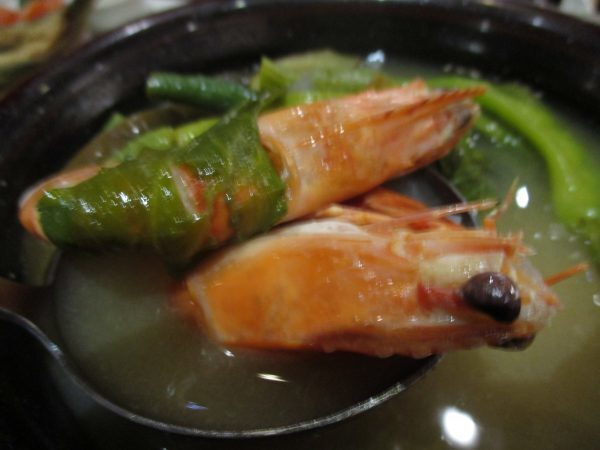 Sinigang Na Hipon – Filipino Recipe