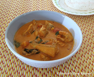 Fish / Meen Vayattu Curry