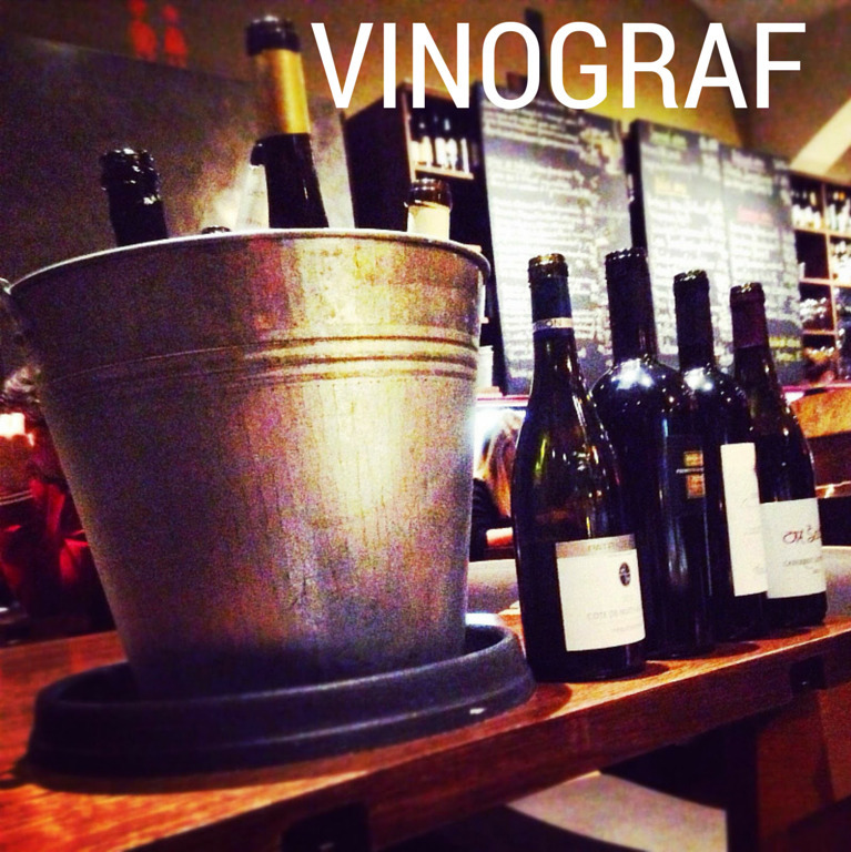 WINE EVENING AT VINOGRAF