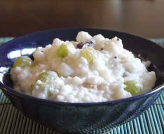 Thayir Saadam / Yogurt Rice