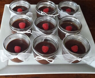 Bittersweet Chocolate Mousse – Party Sized