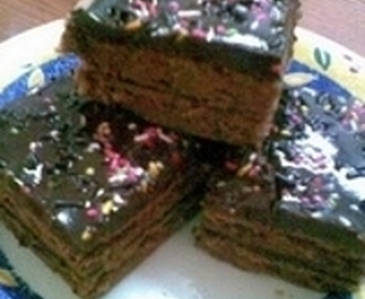Yummy Chocolate Cakes Recipe
