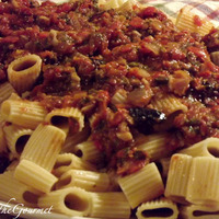 Easy ~ Garden Fresh Tomato Sauce with Anchovies!!! Recipe