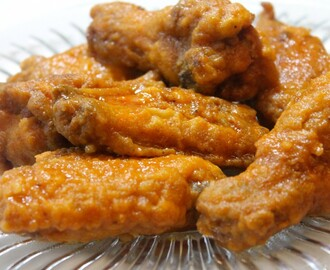 Hot Wings Recipe
