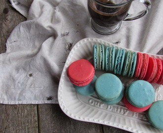 My Basic French Macaron Recipe