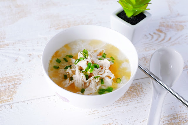 Shredded Chicken Porridge 鸡丝粥
