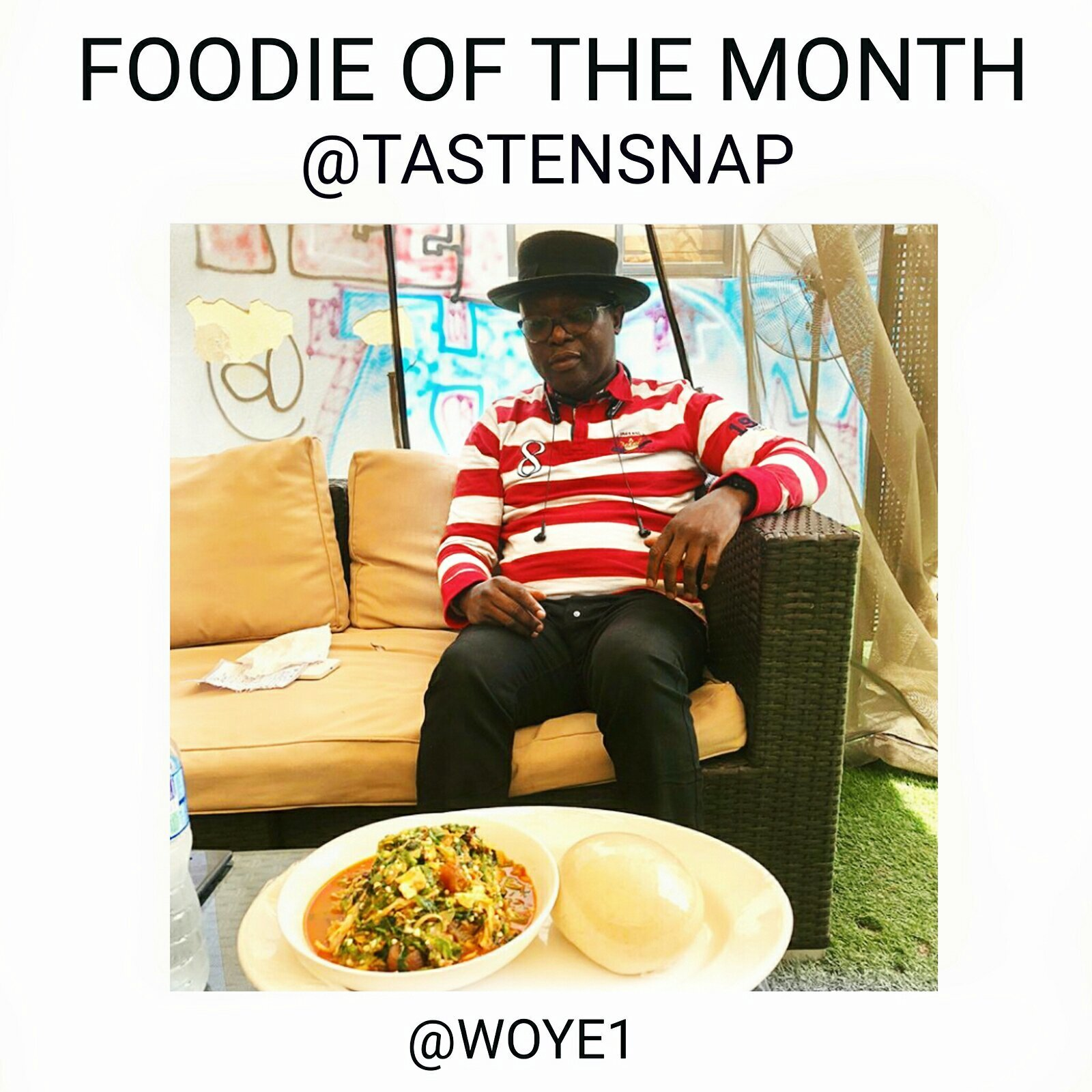 Foodie of the Month: Woye