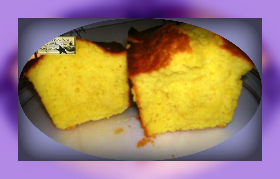 Plumcake all'Arancia Light