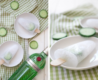 Tanqueray Temptations - Gin Tonic Eis