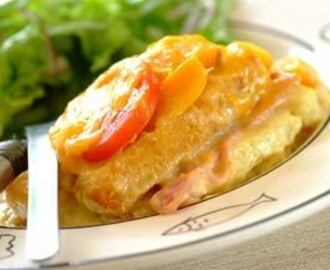 Fish Finger Bake Recipe