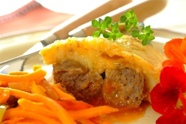 Boerewors In A Blanket Recipe
