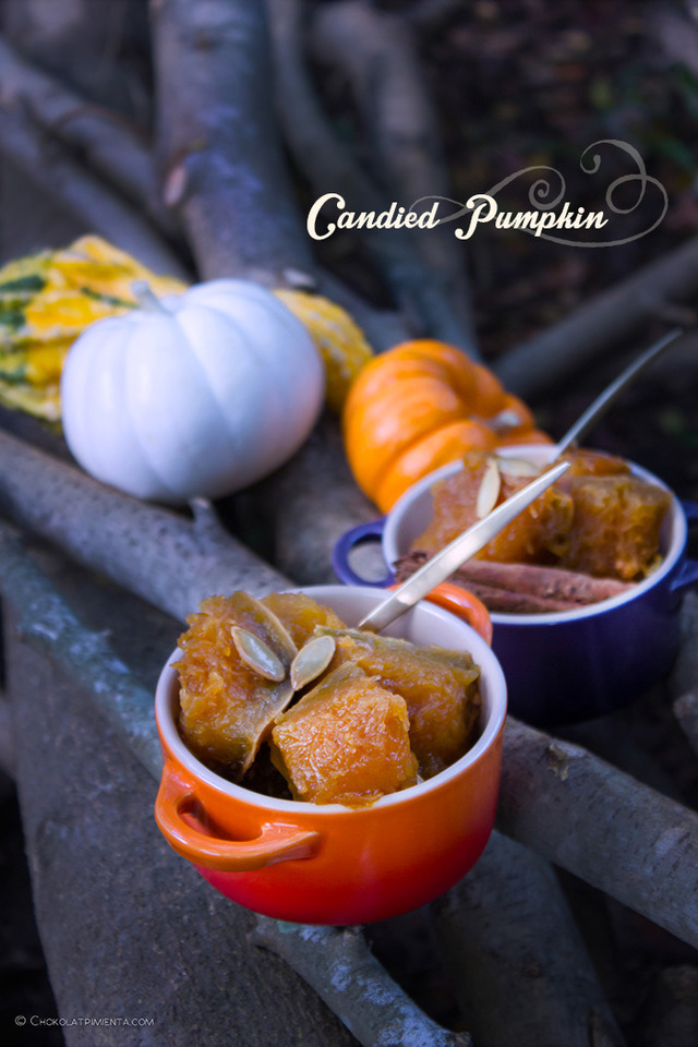 Candied Pumpkin