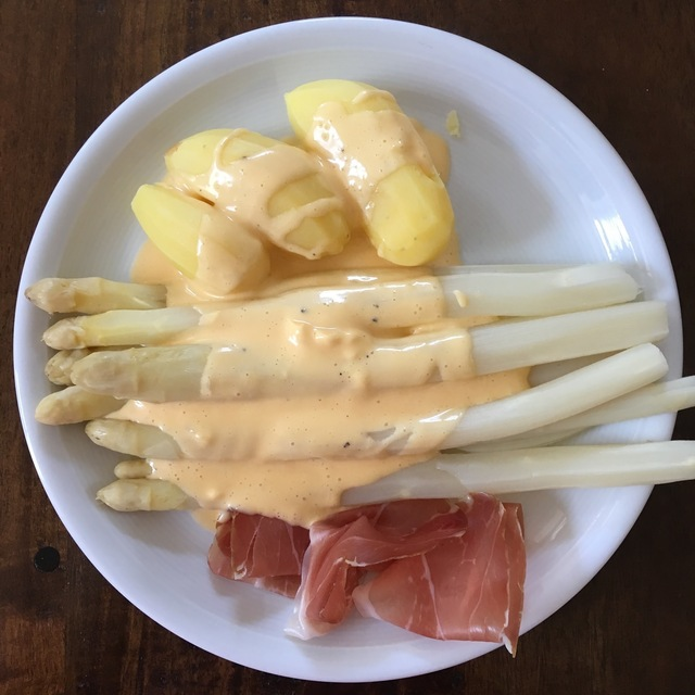 Sauce Hollandaise aus dem Thermomix
