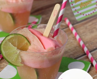 STARBURST Strawberry Sorbet Limeade & Summer Sippin' Free Printable