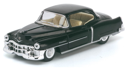 CADILLAC SERIES -62 COUPE SVART