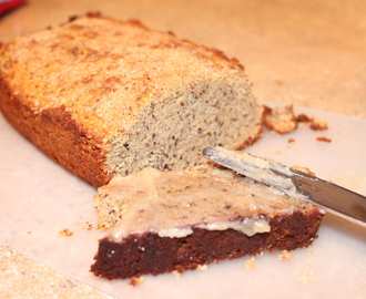Low Carb, GF Cinnamon Spice Bread That Actually Tastes Good. Really.