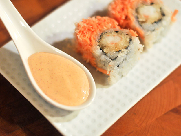 Spicy Mayo for Sushi Recipe