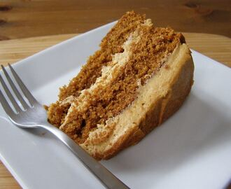 Recipe of the Day: Jamaican Delicate Coffee Cake