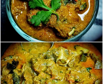 Chettinad mutton masala