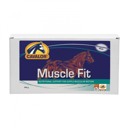Cavalor Muscle Fit, 900 g