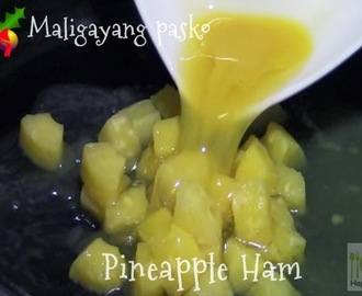 PINOY PINEAPPLE HAM