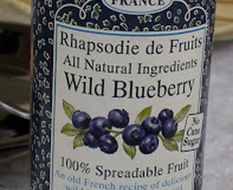 St. Dalfour Wild Blueberry Spread