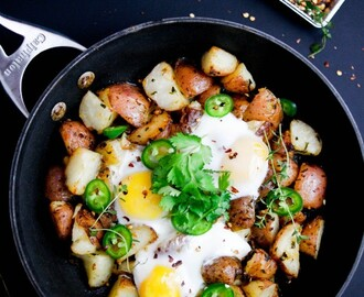 Garlic Butter Hash