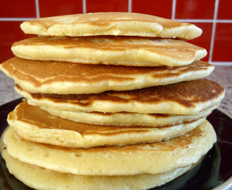 Flapjacks & The Green Pan – Recipe & Review