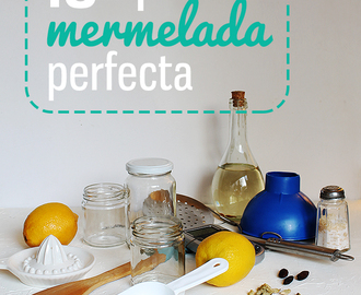 Tips para una mermelada perfecta