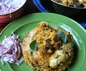 Mughal / Royal Mutton Biriyani !!!