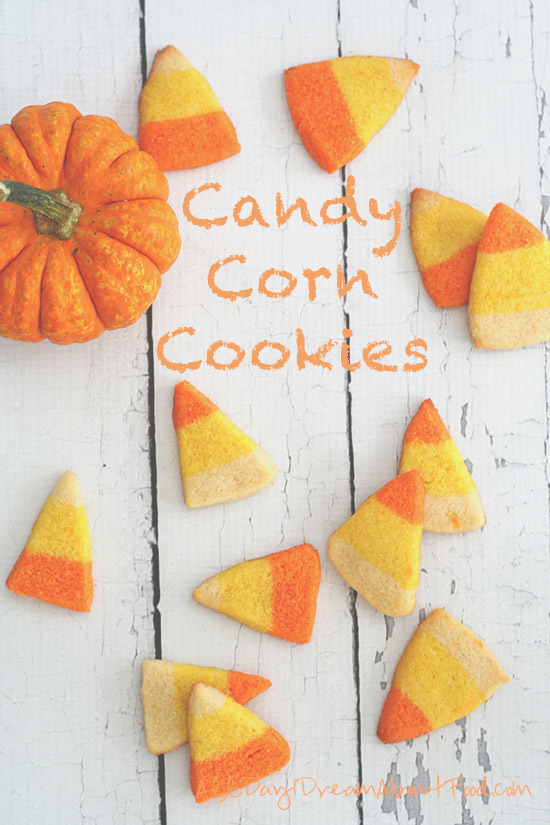 Candy Corn Cookies – Low Carb and Gluten-Free