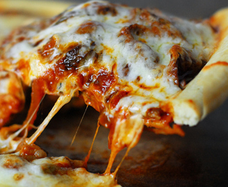 Italian Cheese Steak Pizza Recipe